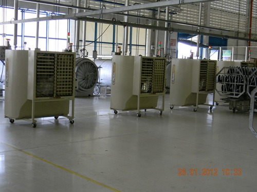 venta/alquiler de ventilador climatizador de aire frío