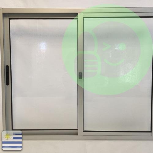 ventana aluminio 1500 x 1200