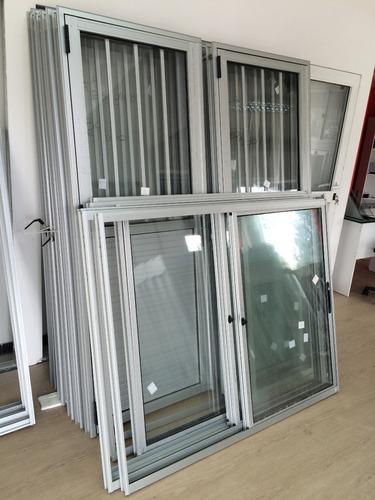 ventana de aluminio serie 20 120 x 100