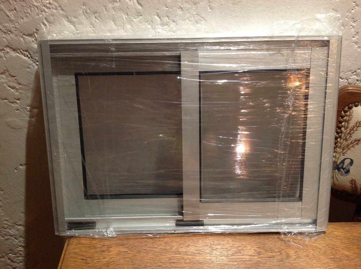 Ventanas aluminio excelente calidad a medida oferta 80x50 for Precio ventanas aluminio a medida