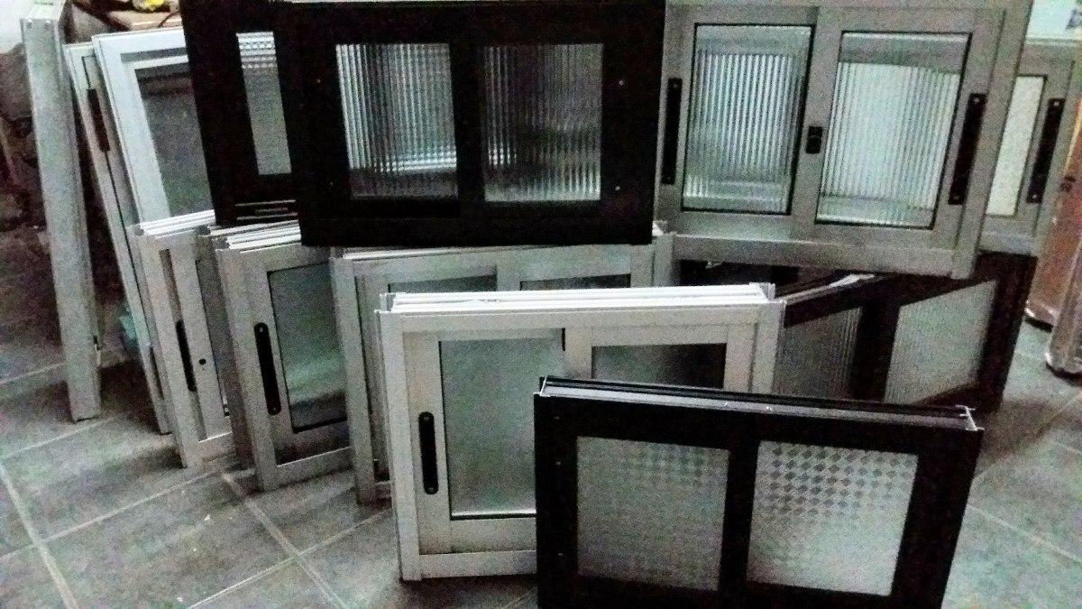 Ventanas aluminio nuevas stock varias s20 y s25 gran for Ver precios de ventanas de aluminio