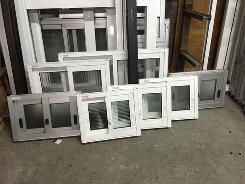 Ventanas De Aluminio Para Baño De Colores - $ 890,00 en Mercado Libre
