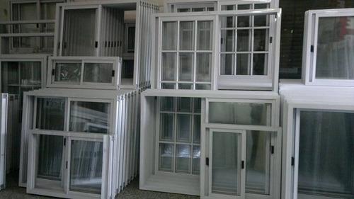 ventanas de aluminio saldos  somos empresa consúltenos !!!