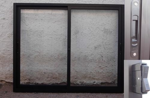 ventanas de aluminio serie 25