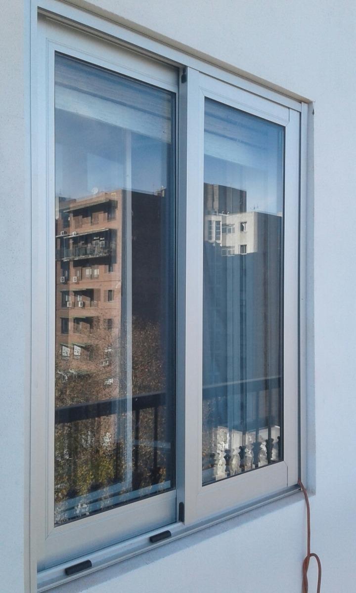 Ventanas de aluminio serie 25 con vidrio dvh doble vidrio for Precio de aluminio para ventanas