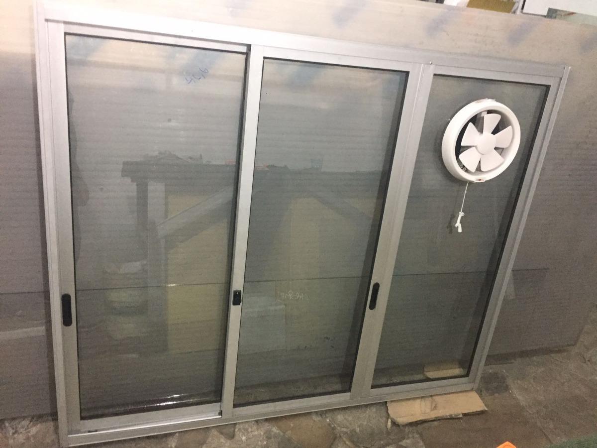 Ventanas mamparas puertas mosquiteros de aluminio a for Precio ventanas aluminio a medida