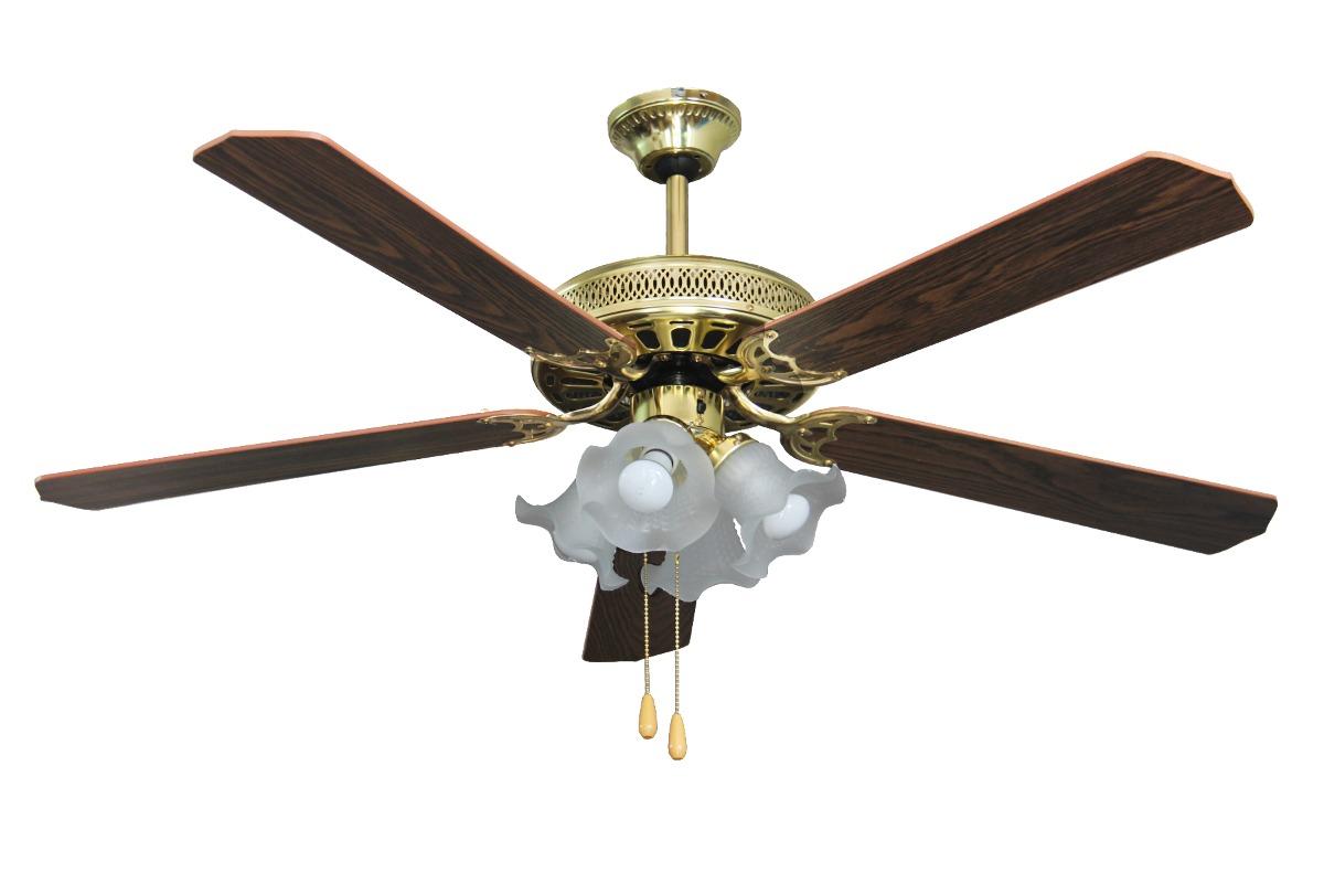 Ventilador de techo futura con l mparas decorativas u s 88 00 en mercado libre - Lampara de techo con ventilador ...