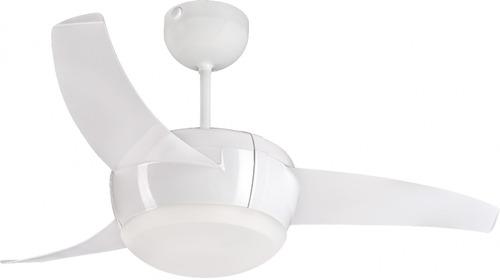 ventilador de techo vortice, cont. remoto,reversion,130watt.