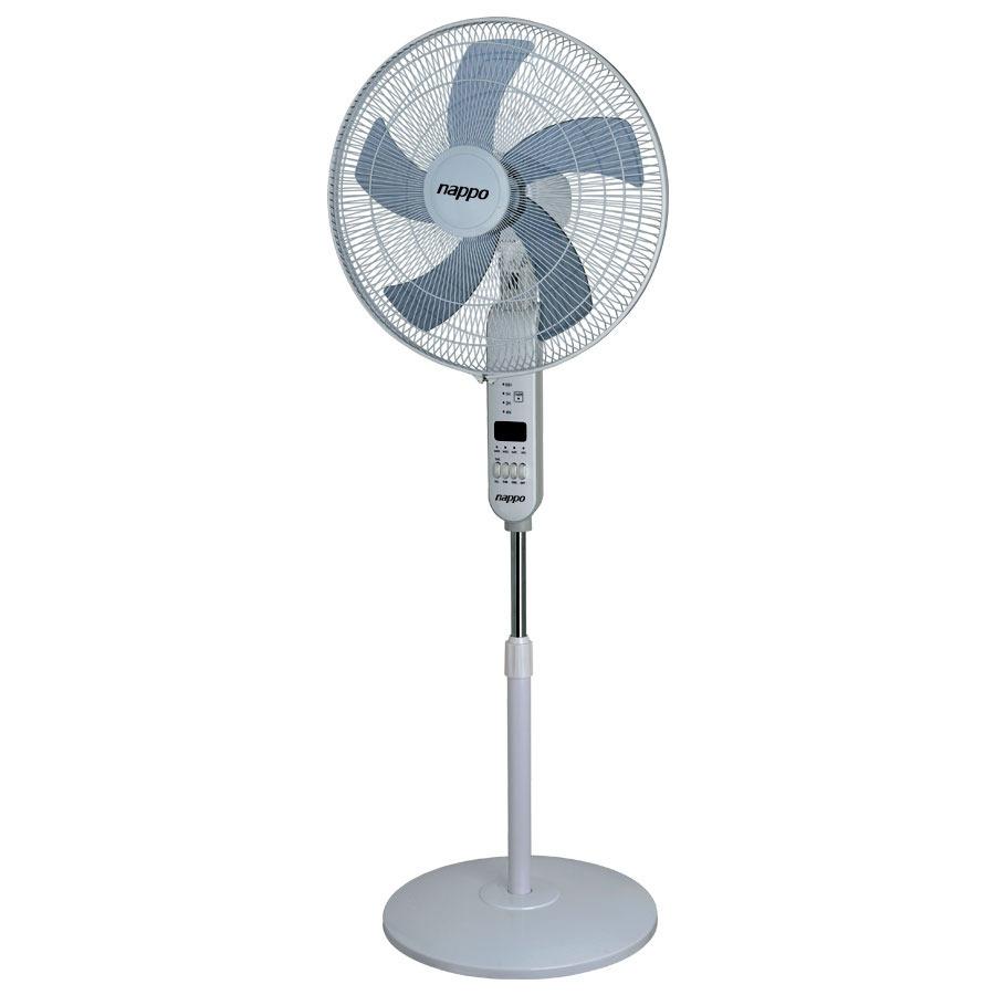 Ventilador Nappo De Pie 50cm Control Remoto Timer Oferta Loi