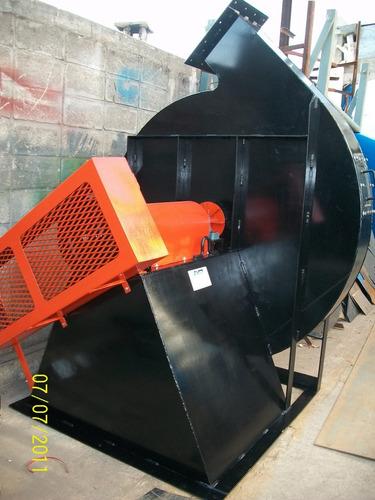 ventiladores centrifugos y extractores de polvo