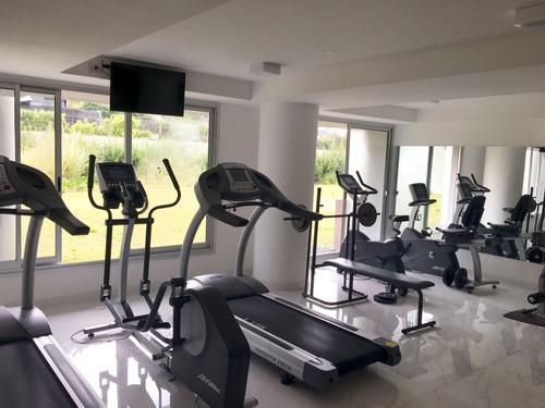 verano 2019 depto 5* pileta climatizada, gym