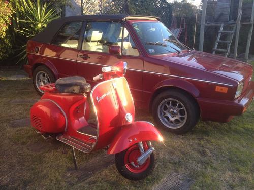 vespa 150 cc año 1962 1963 impecable