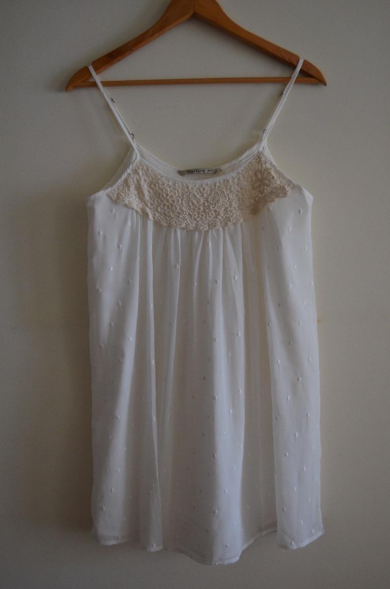 e2ab363836 Vestido Blanco