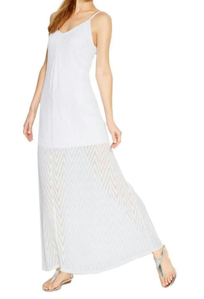 Vestido Blanco Largo Casual Mercadolibre Patrones De