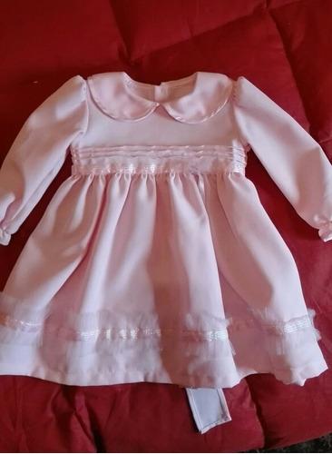 vestido de beba