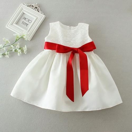vestido de beba para bautismo, cumpleaños etc.