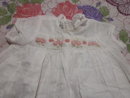 vestido de bebe un año