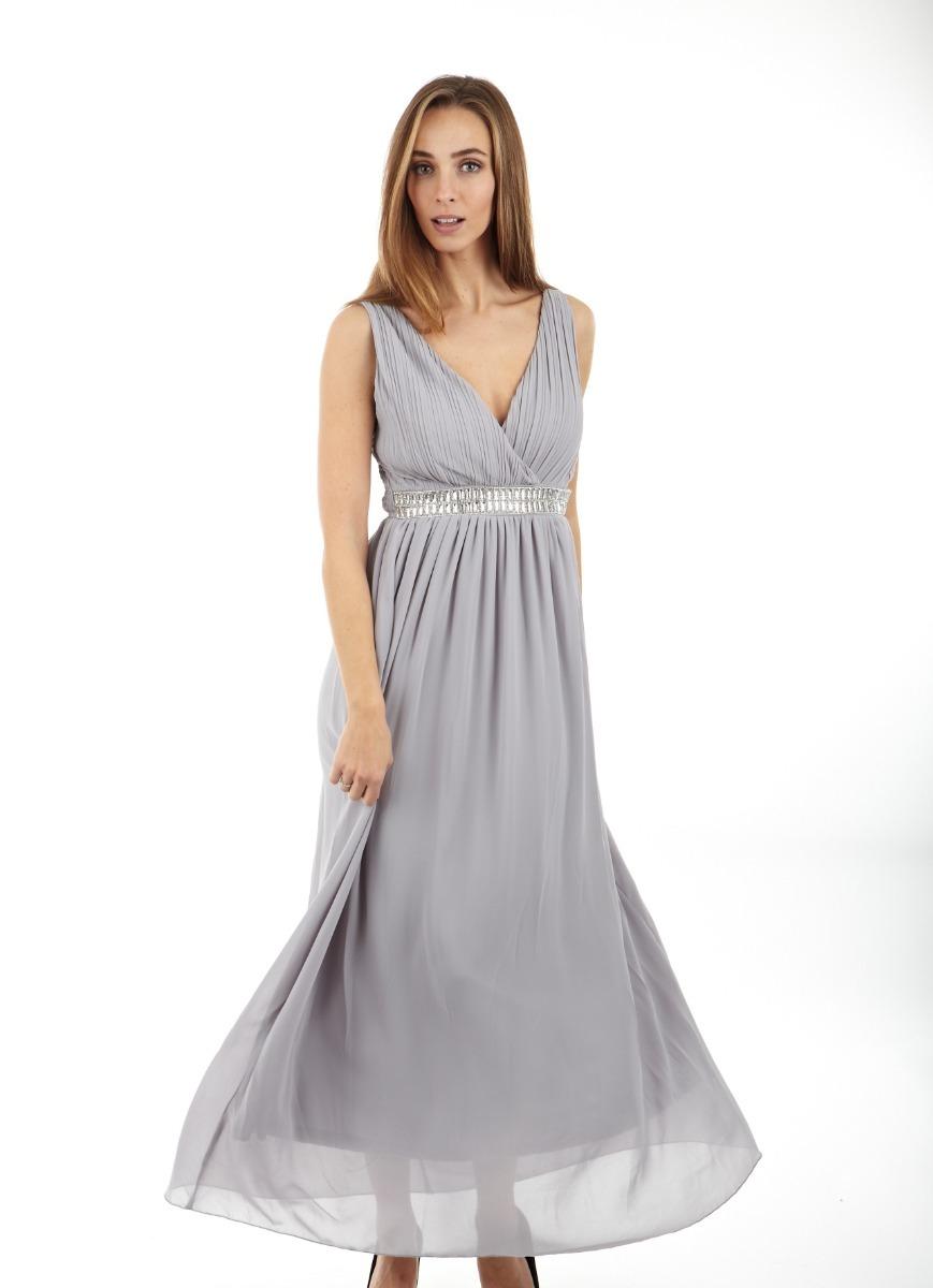 1230dd08f8 vestido de fiesta dama - roman - oportunidad! talle s al xl. Cargando zoom.