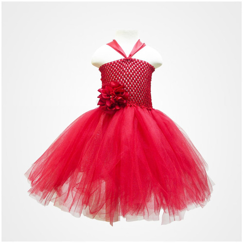 vestido de fiesta de tutu para niña  6m,  1 año y 2-3 años