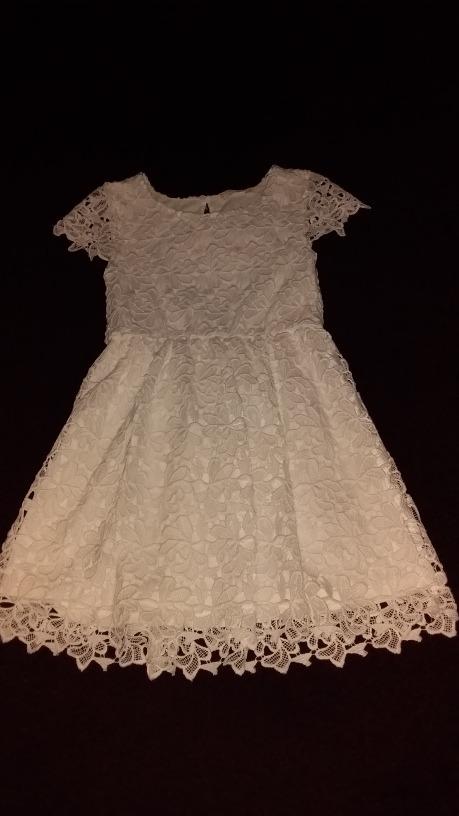 Vestido De Fiesta Para Niña Zara
