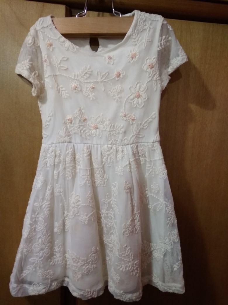 precio moderado chic clásico disfruta de precio barato Vestido De Fiesta Para Niña Zara - $ 500,00