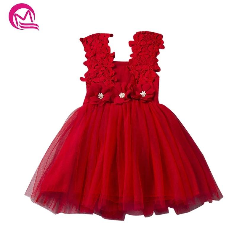4fec908f6 vestido de fiesta rojo bebe 6 meses a 1 año. Cargando zoom.