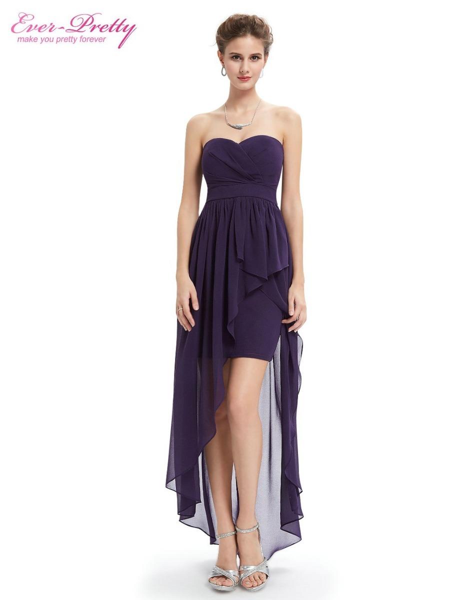 e1332d42a92c2 Vestido De Gala Sin Tirantes Para Dama (por Encargue) - U S 75