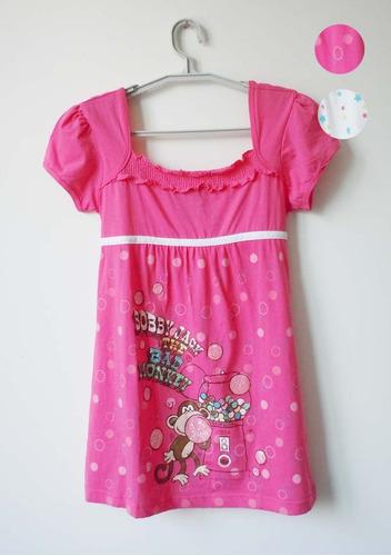 vestido de nena algodón de europa