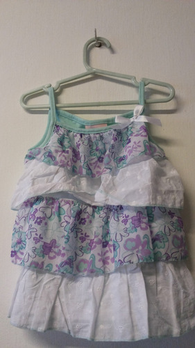 vestido de nena para 4-6 años importado de america