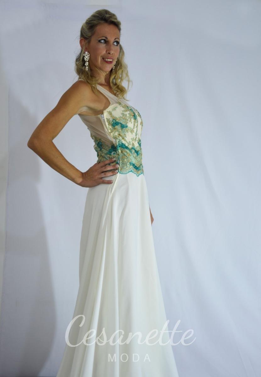 a6426aed5 vestido de novia color arena cesanette moda. Cargando zoom.