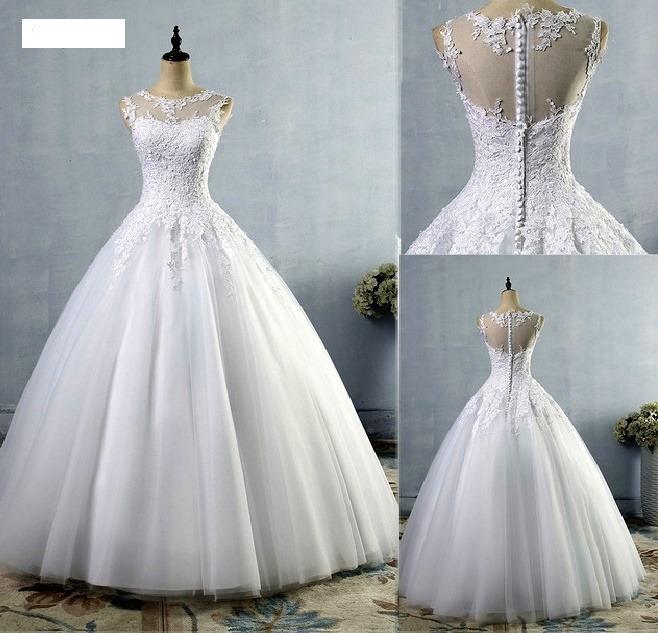 vestido de novia o 15 años bordado encaje venta por encargo