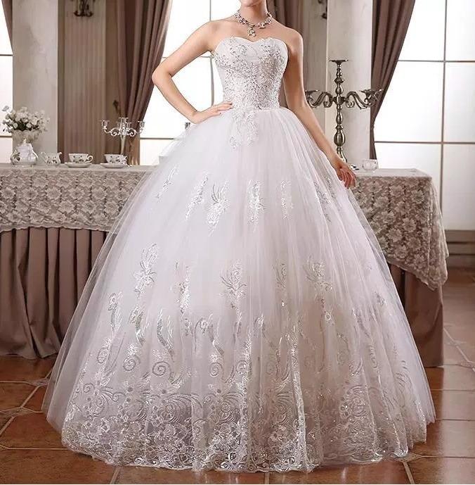 vestido de novia o 15 años brillo corset y falda por encargo