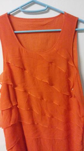vestido de seda importado de europa buena calidad m