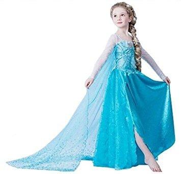 vestido disfraces frozen únicamente talle xl