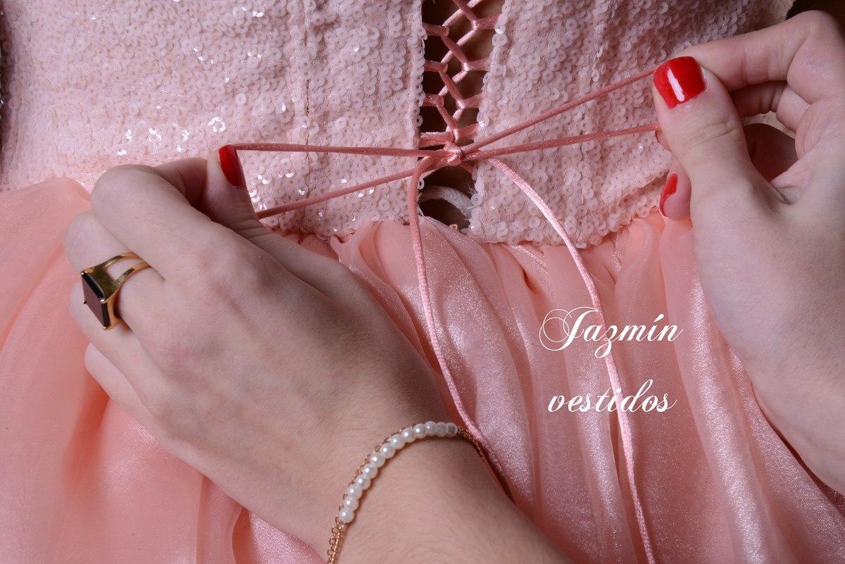 Vestido Fiesta 15 Años Novia Madrina Alta Costura A Medida ...