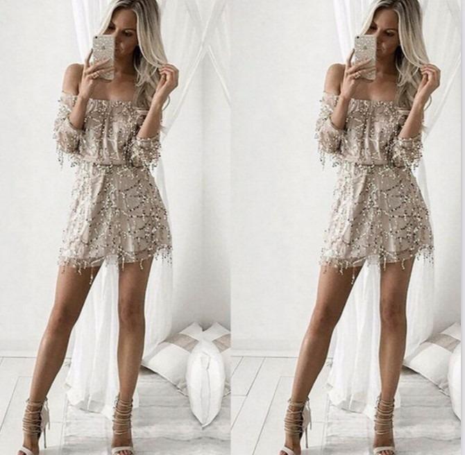 Vestidos de fiesta largos elegantes mercadolibre