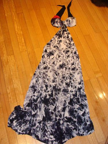vestido largo para jovencita