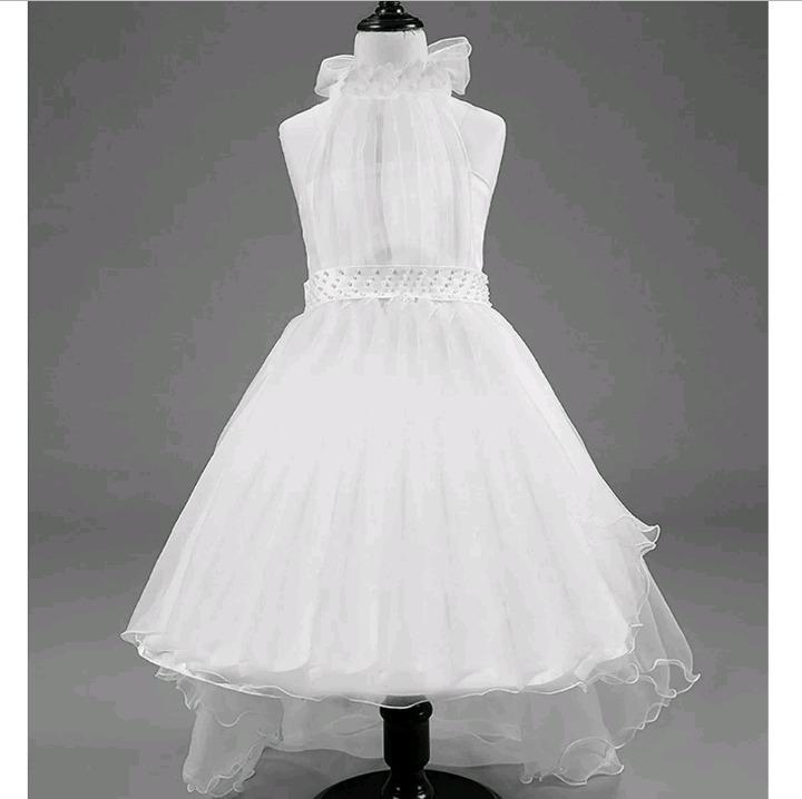 Casamiento 7 Vestido Cumple Niña 8 Nuevo Fiesta Tul Talle W0IRq0r