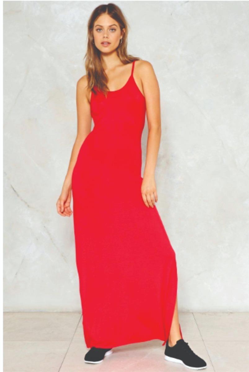 Vestidos rojos mercado libre