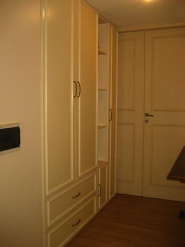 vestidores - frentes de placard - muebles de cocina