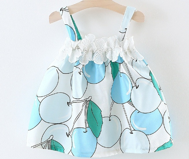 d9c8c96fe Vestidos De Bebe Cherry Ideales Para Esta Primavera Verano -   490 ...