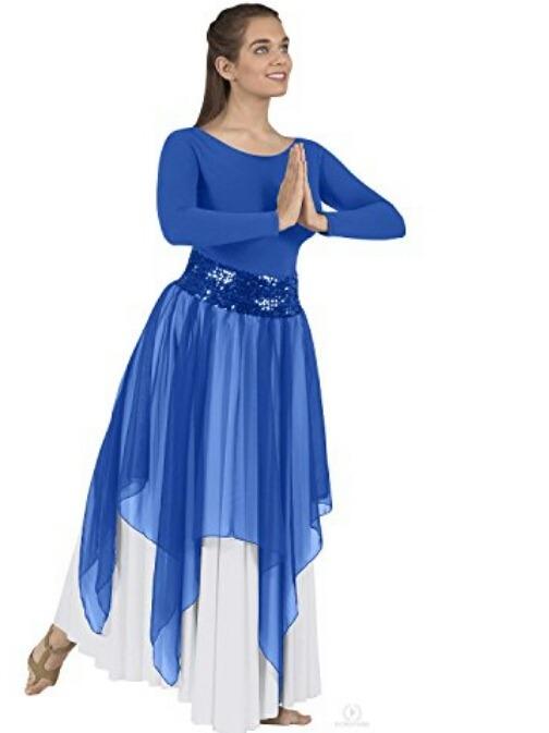 1362a9840 Vestidos De Danza Cristiana -   3.700