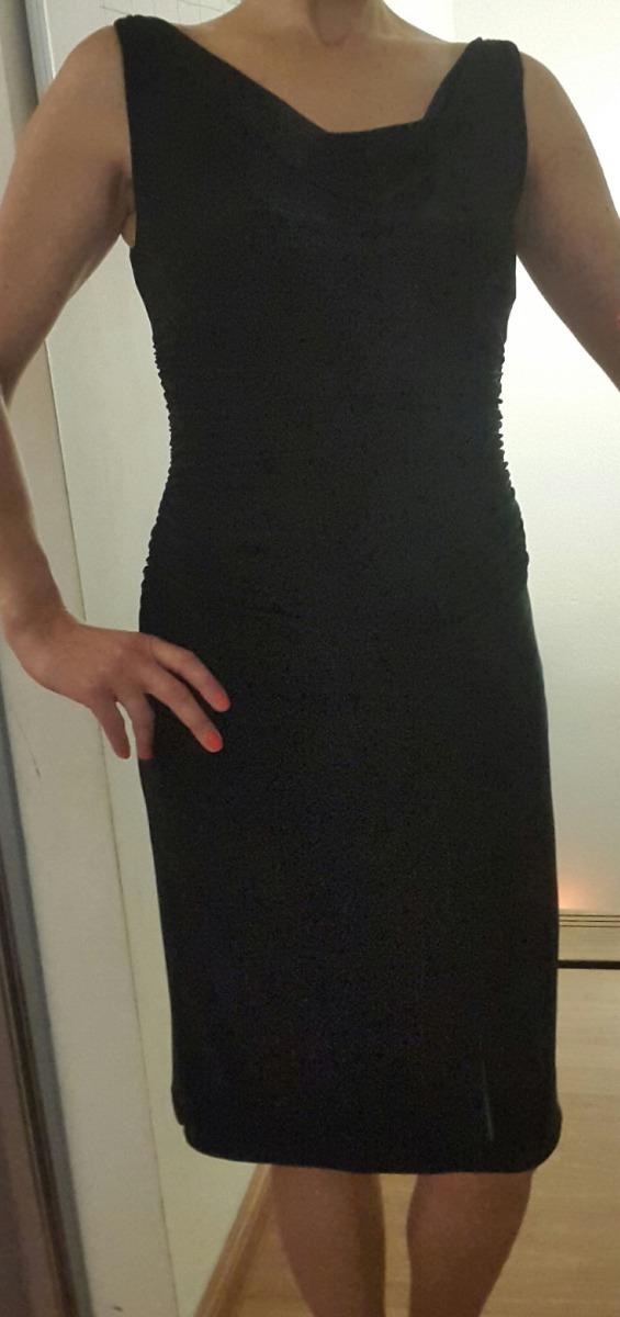 Vestidos de fiesta dama negro