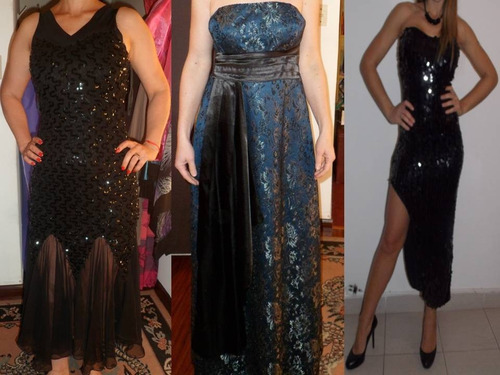 vestidos fiesta: alquiler