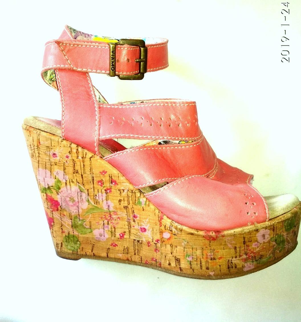 Sandalias YOKONO Ib718 Calzado Mujer Sandalias goma piel