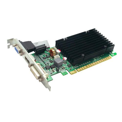 video geforce gt 210 1 gb ddr3 evga low profile hdmi 64 bits