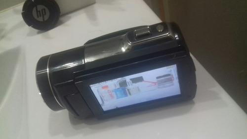 videocámara   touch prof hp t-450 full hd 16 megapixels