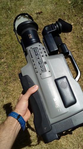 videofilmadora panasonic vhs reliquia funciona
