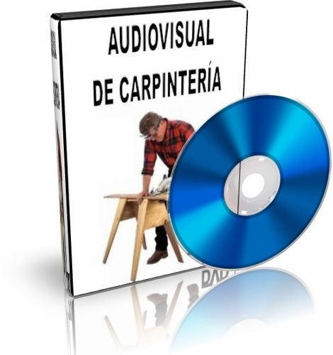 videos sobre carpinteria de muebles - dvd