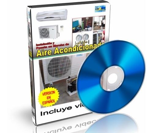 videos y libros en formato pdf de instalacion de splitt